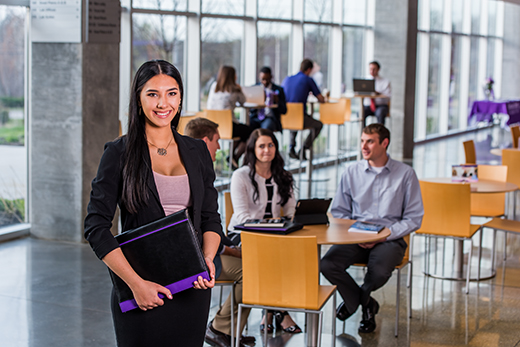 Earn a Professional Science Master's degree from K-State Olathe