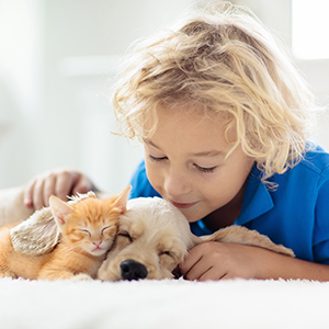 One Health keeps our children and pets safe from zoonotic diseases.