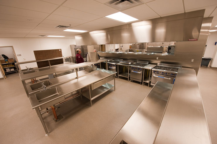 Kitchen Space Room Information K State Olathe